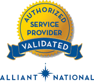 Alliant National Authorized Service Provider